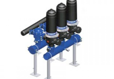 Automatic-Plastic-Disc-Filtration-Station