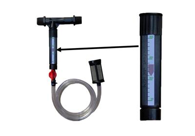 Venturi Injector With Rota-Meter