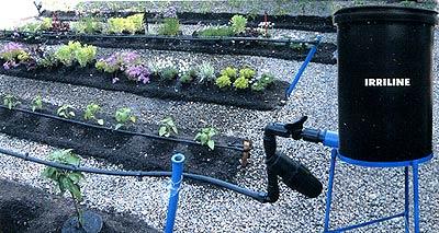 Irriline 187 Small Drip Irrigation System Dripkit