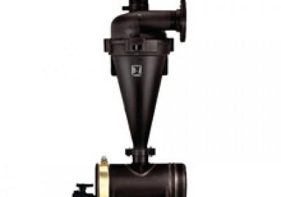 Hydrocyclone-filter